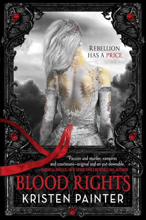 La Maison Comarré - Tome 1 : Droits du Sang de Kristen Painter Painter_Blood-Rights-MM