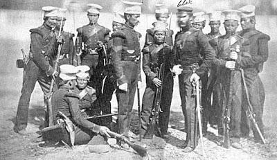 La rebelión de los cipayos de 1857, conocida también como El motín de los cipayos 01