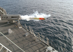 مصر تستلم كورفيت صاروخي من الفئة أمباسدور 3  (Ambassador III class fast missile craft (FMC Pic_USN_MK-46_Mod_5_lightweight_torpedo_launching