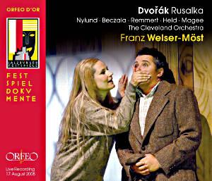 A. Dvorak : Rusalka (et autres opéras romantiques tchèques) 20187g