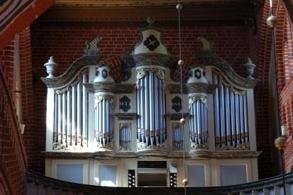 L'orgue baroque en Allemagne du Nord Belitz