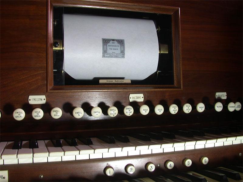Orgue Skinner, opus 718, du Château de Candé Cande20