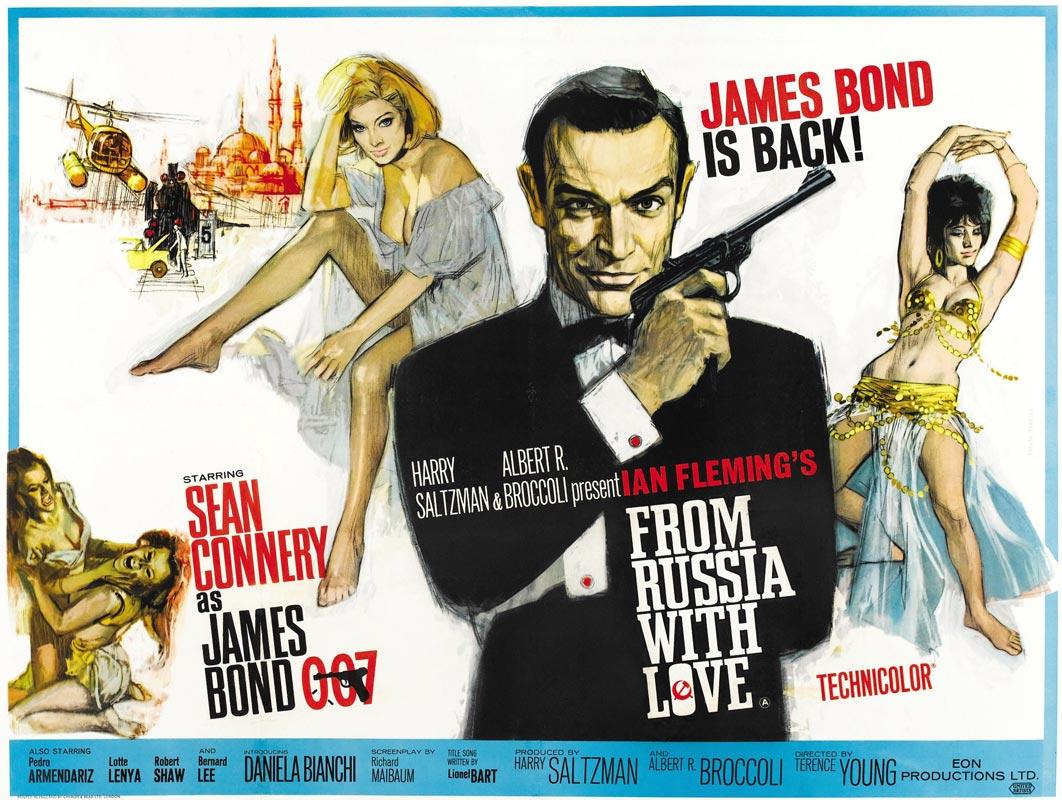 Tajni agent 007 - Dzejms Bond From-russia-with-love
