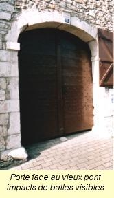 Bataille d'ORTHEZ (Pyrénées-Atlantiques), 27 février... Porte