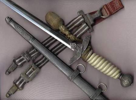 Немецкие ножи Nk2