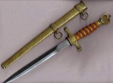 Немецкие ножи Nk3