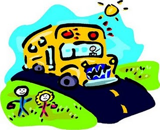 Bonton našeg doba-Treba biti fin School-bus-clip-art-image