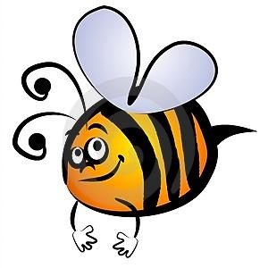 Bonton našeg doba-Treba biti fin Cartoon-bumble-bee-clip-art-thumb2759953