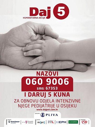 Daj pet! - humanitarna akcija osječke fundacije Milo moje! 2009_11_24_daj5_400