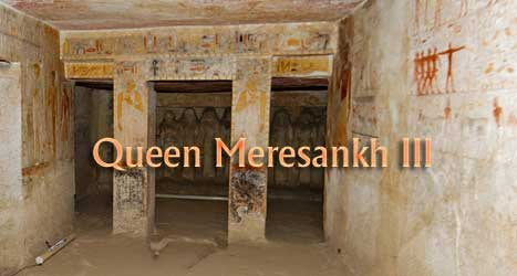 Virtual tour offers trip inside Egyptian tomb E_meresankh3_titre