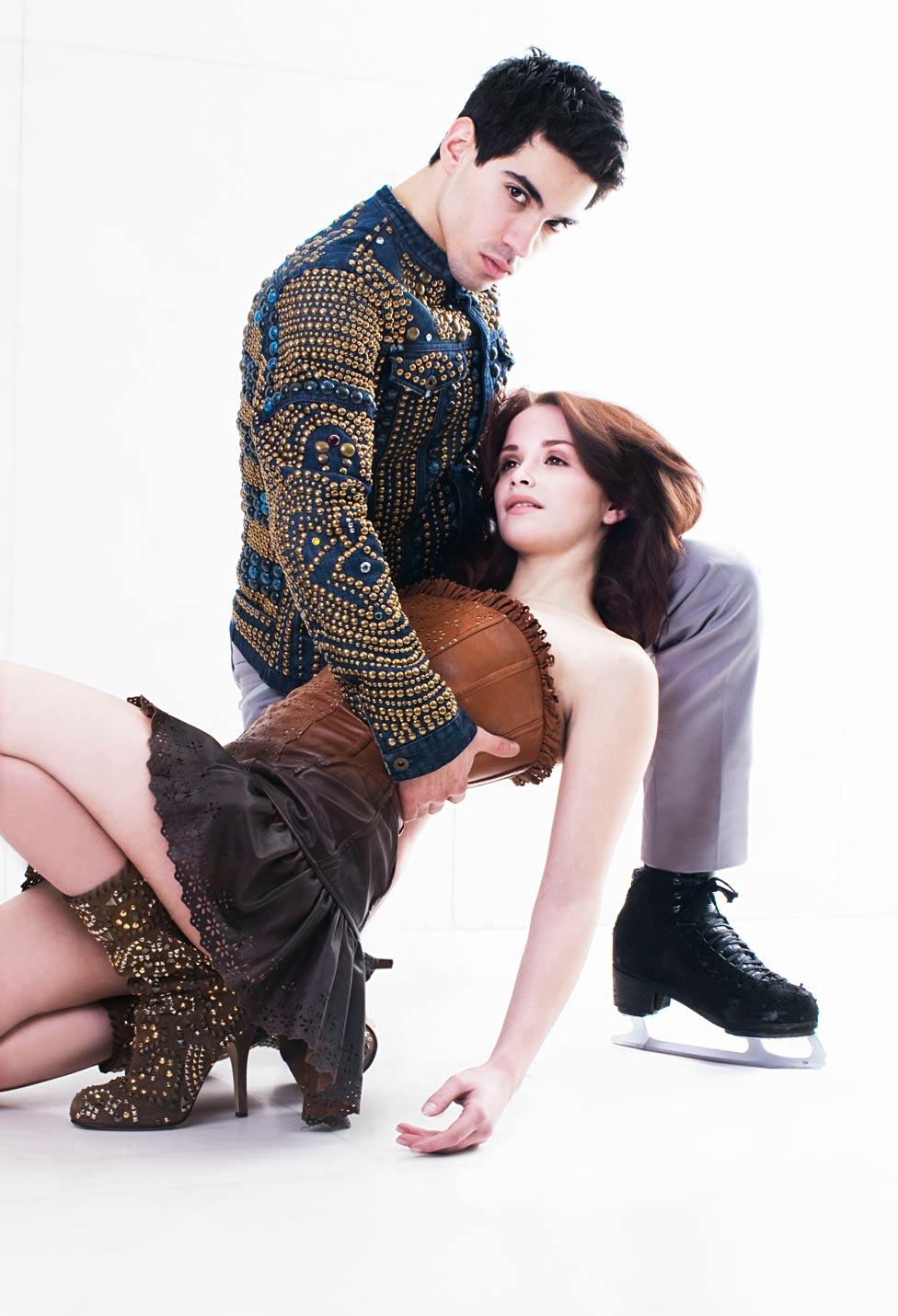 Анна Капеллини - Лука Ланоте / Anna CAPPELLINI - Luca LANOTTE ITA - Страница 3 4