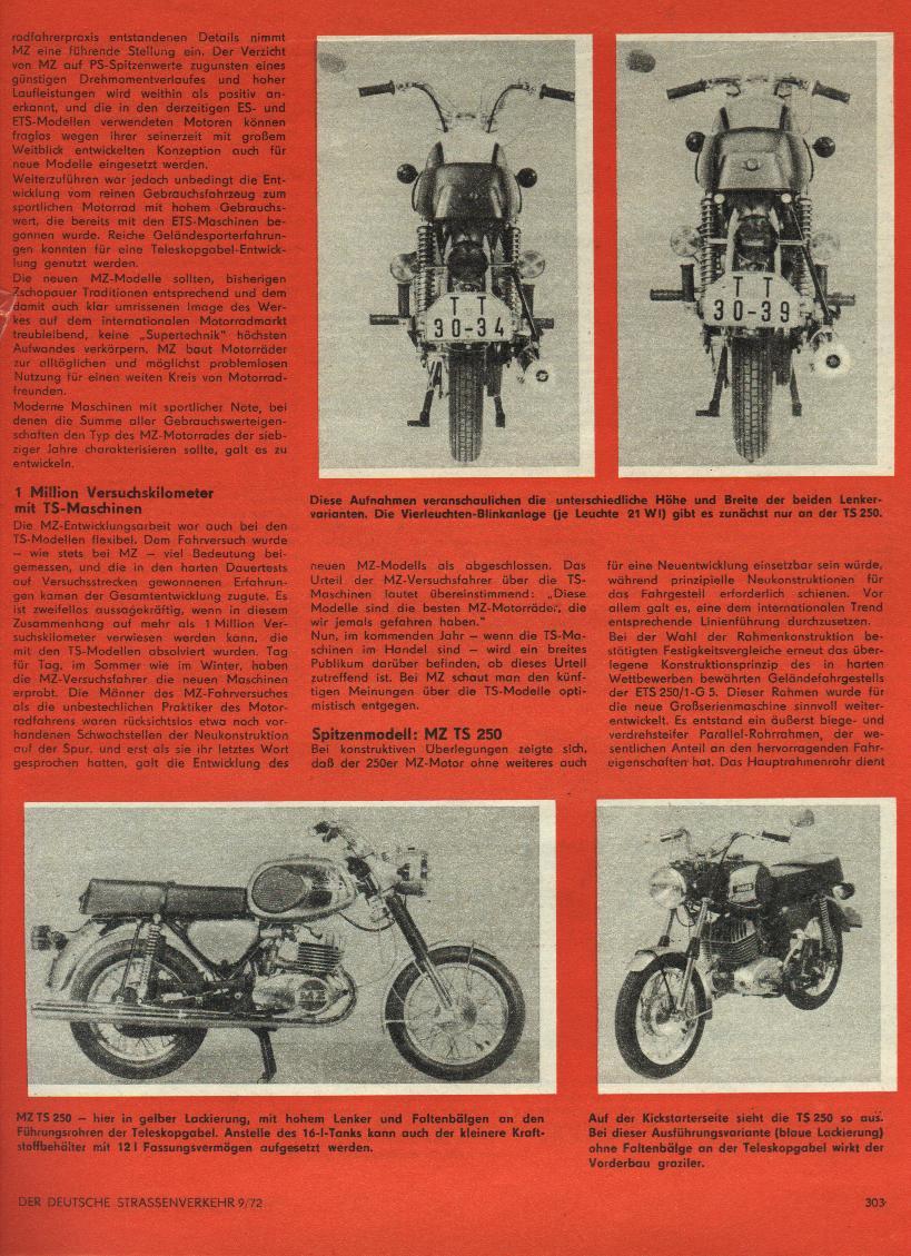 Des essais et des présentations d'époque (en allemand) 9722