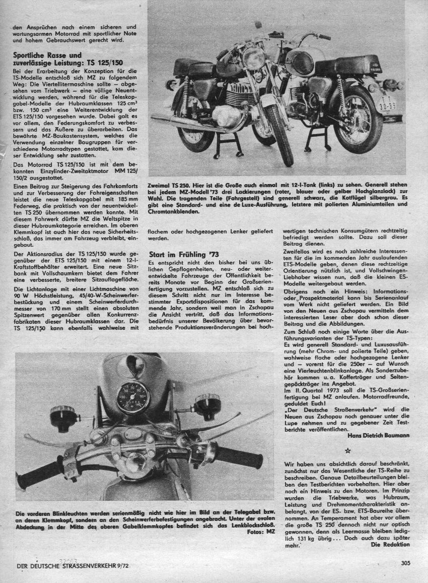 Des essais et des présentations d'époque (en allemand) 9724