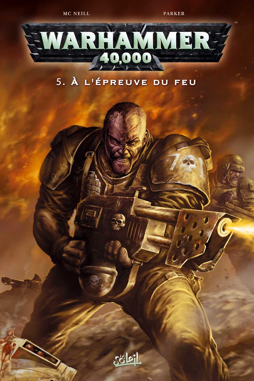 Bandes Dessinées de Warhammer 40,000 3300