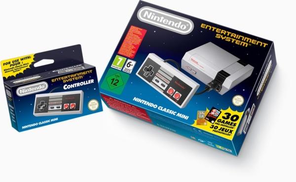 Votre Vision sur la Collection et le Jeu Vidéo! - Page 4 Nintendo-classic-mini