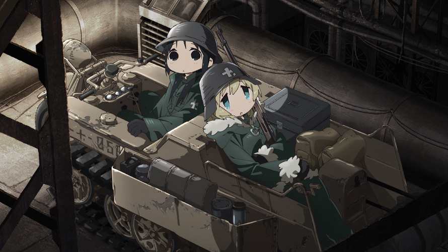 Girls Last Tour Girlslasttourkeyart1