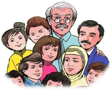 الأسرة وأثرها في تربية الطفل FAMILLE