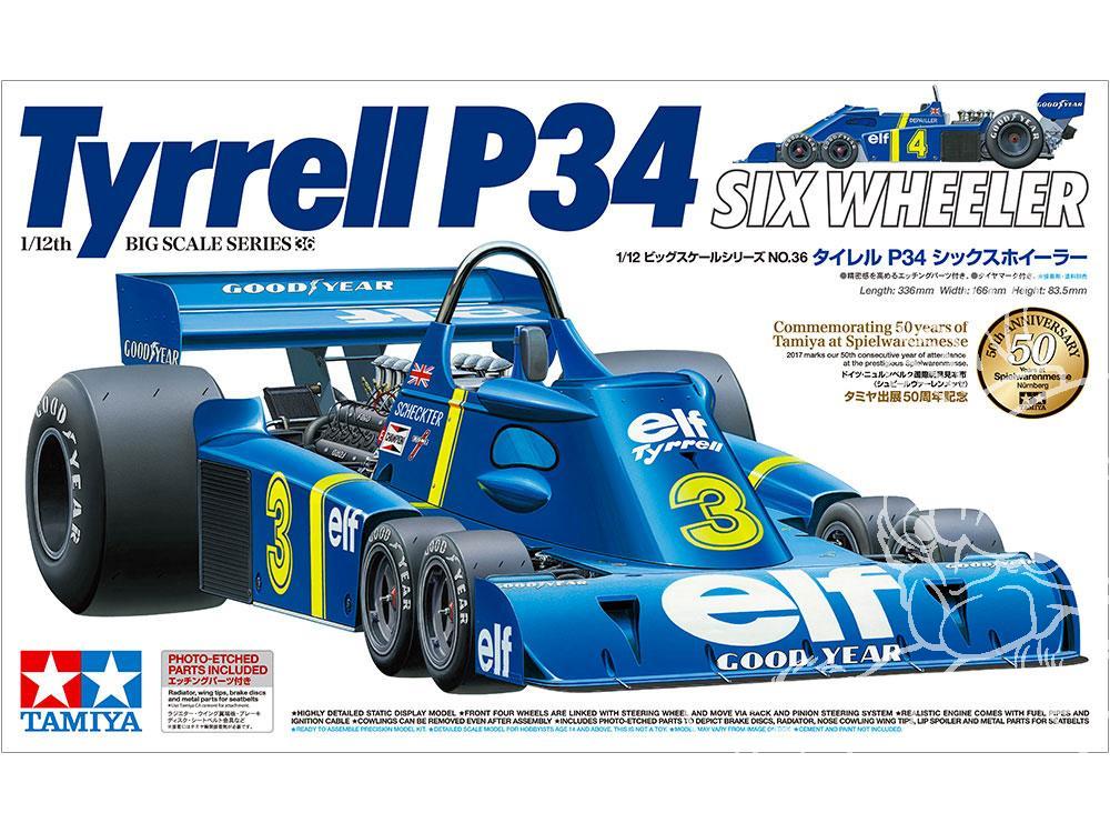 [Jeux] Jeu du chiffre imagé, trouvez le numéro suivant. Tamiya-maquette-voiture-12036-tyrrell-p34-1-12