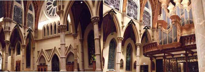 Paul VI, le pédo-criminel : révélations d'un ancien agent des services de renseignement du Vatican Holy-name-cathedral-chicago-renovation-interior-5