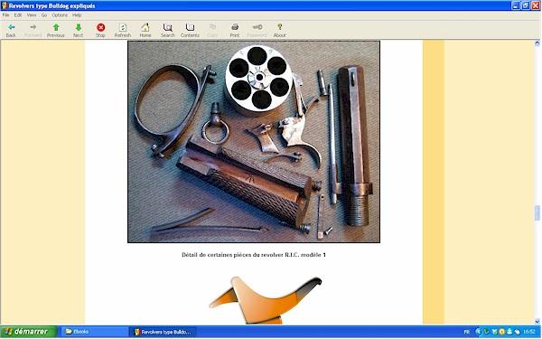 """Les revolvers de type """"Bulldog"""" expliqués - Ebook Im-03"""