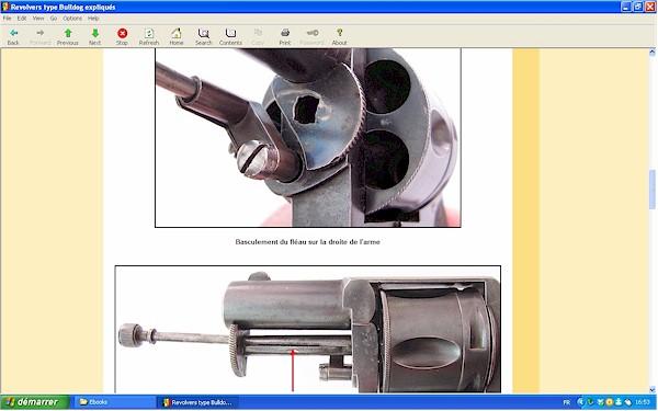 """Les revolvers de type """"Bulldog"""" expliqués - Ebook Im-05"""