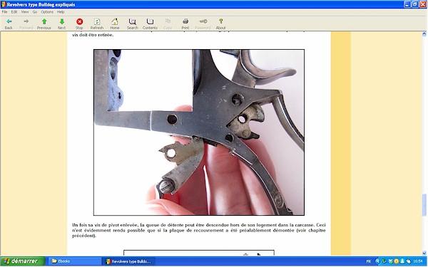 """Les revolvers de type """"Bulldog"""" expliqués - Ebook Im-07"""