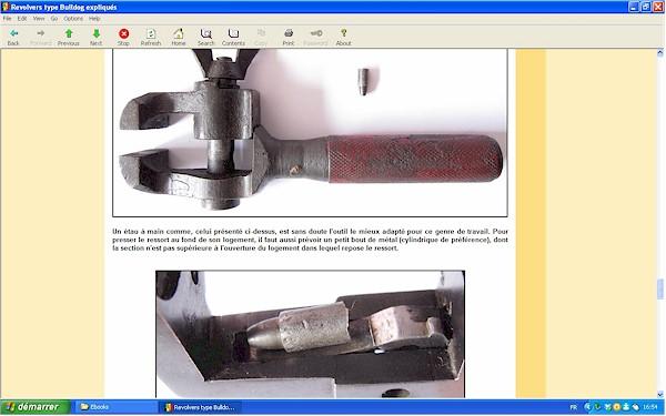 """Les revolvers de type """"Bulldog"""" expliqués - Ebook Im-08"""