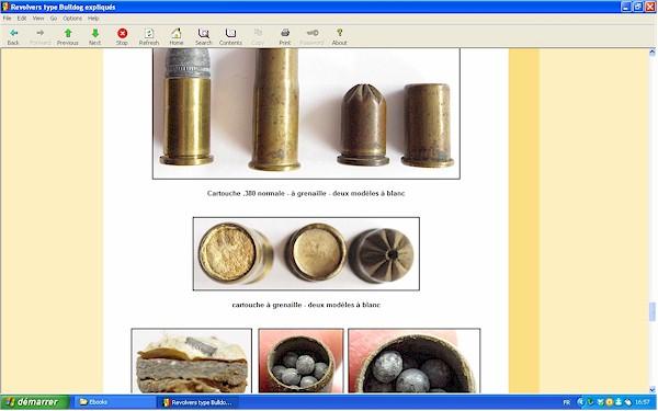 """Les revolvers de type """"Bulldog"""" expliqués - Ebook Im-14"""
