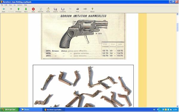 """Les revolvers de type """"Bulldog"""" expliqués - Ebook Im-15"""