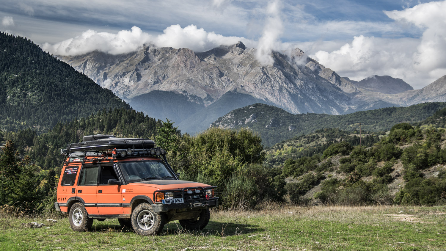 Overland Prepared Discovery for sale Matilda-1008