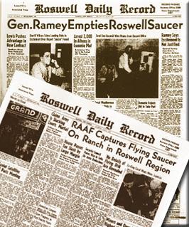 Un regard neutre sur Roswell Roswell_Daily_Record_du_8_et_9_uillet_1947