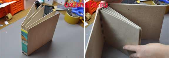 Изготовление фотоальбомов по технике Скрапбукинг 1256113740_albom13