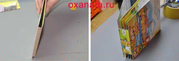 Изготовление фотоальбомов по технике Скрапбукинг 1256113749_albom11