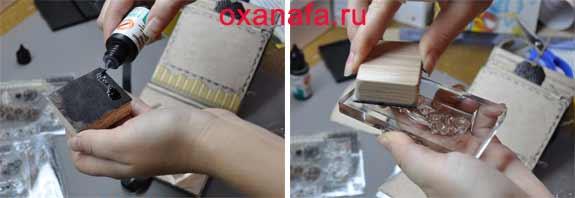 Изготовление фотоальбомов по технике Скрапбукинг 1256113812_albom15