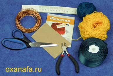 Креатив из помпонов 1299012118_mimosa-01