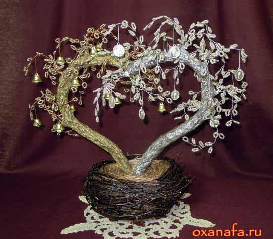 Дерево из бисера 1302779732_tree