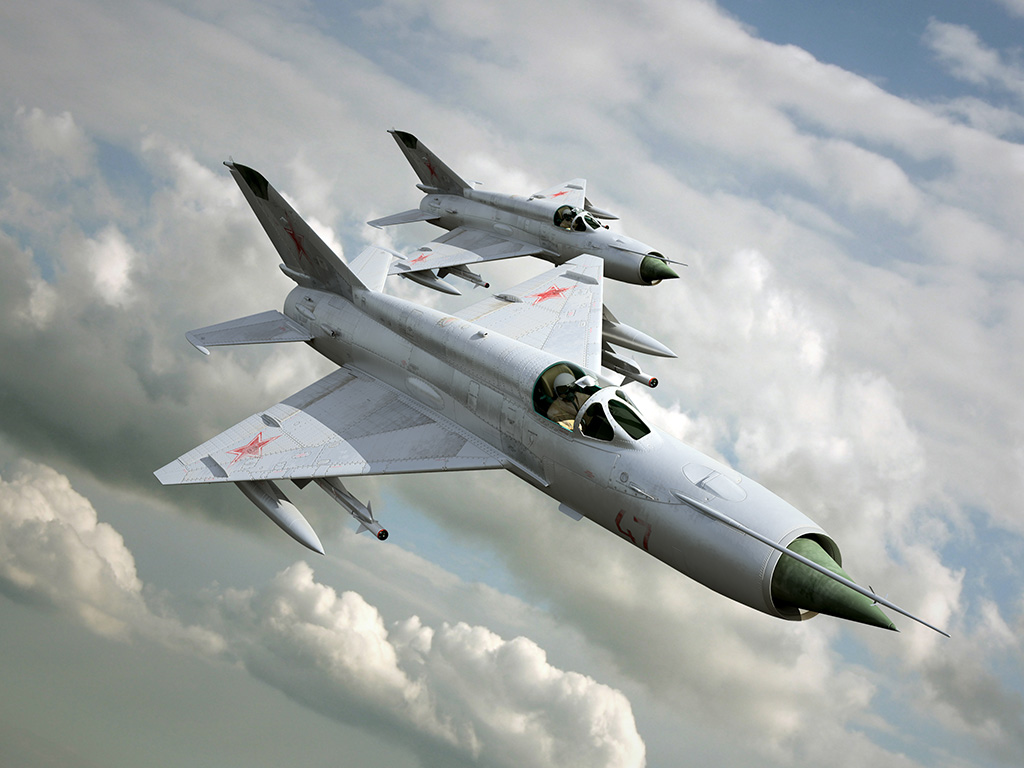 Montre de bord - aviation russe Oxygino-mig21-31