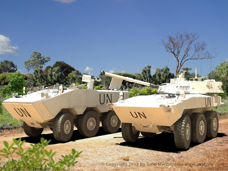 Guarani para el ejército argentino Iveco_oxygino_90mm2