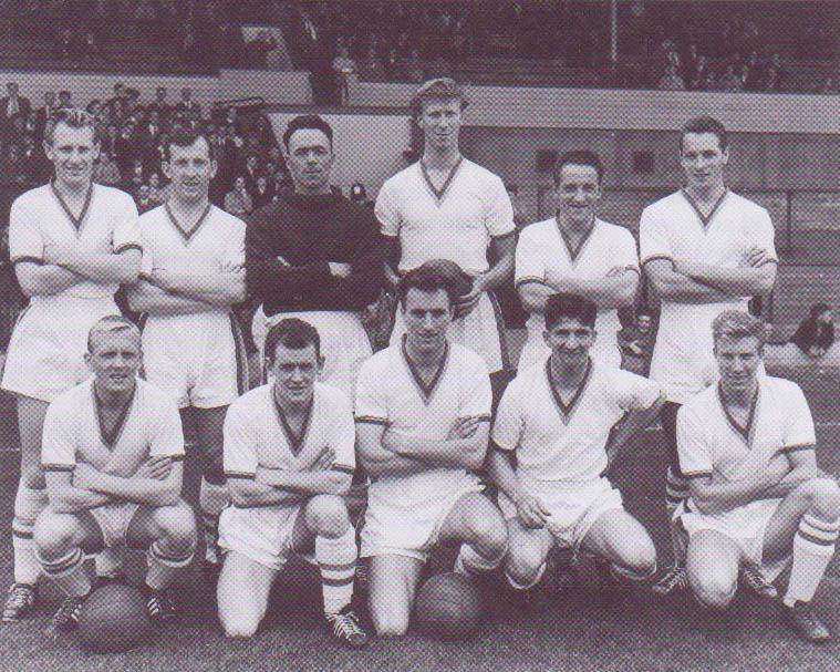 Los porteros más bajos de la historia del futbol -- Shortest goalkeepers in football 1958-59b