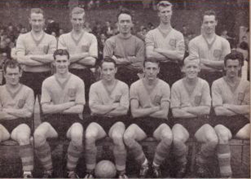 Los porteros más bajos de la historia del futbol -- Shortest goalkeepers in football 1959-60