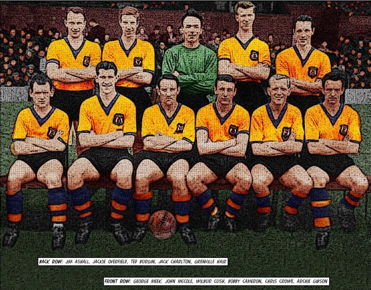 Los porteros más bajos de la historia del futbol -- Shortest goalkeepers in football 1959-60e