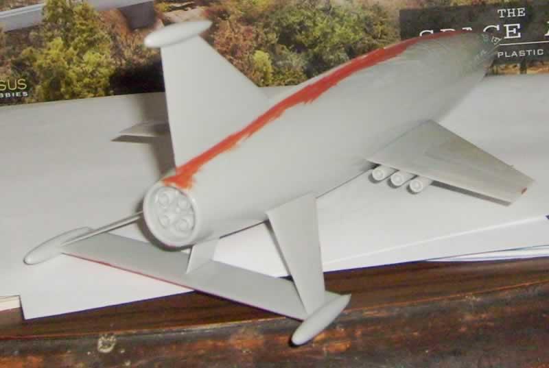 Pegasus Hobbies When Worlds Collide Space Ark Space_Ark_03