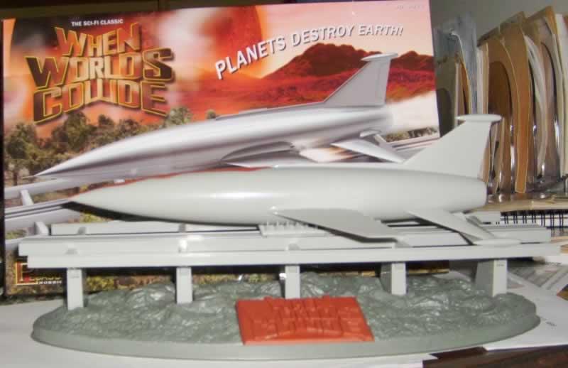 Pegasus Hobbies When Worlds Collide Space Ark Space_Ark_05