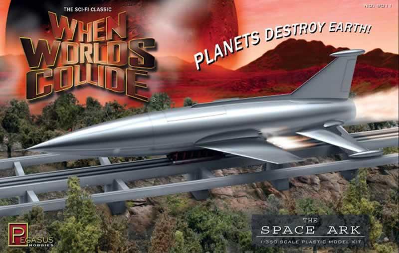 Pegasus Hobbies When Worlds Collide Space Ark Box_art