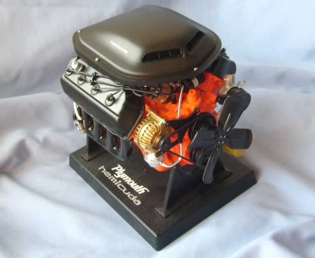 Revell 1/6 Dodge 426 Hemi S6301179