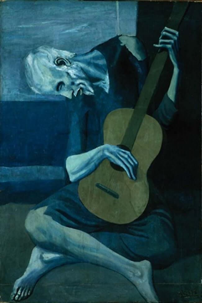 பொதுஅறிவு - கேள்வியும் பதிலும் (தொடர்) The-old-guitarist