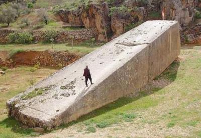 Piramides, Trilitones, Obeliscos, Piedras del sur,  (como movieron tales piedras) aqui la receta Baalb2