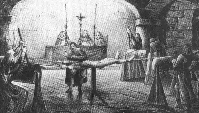Inquisición española TormentoDeCuerda02