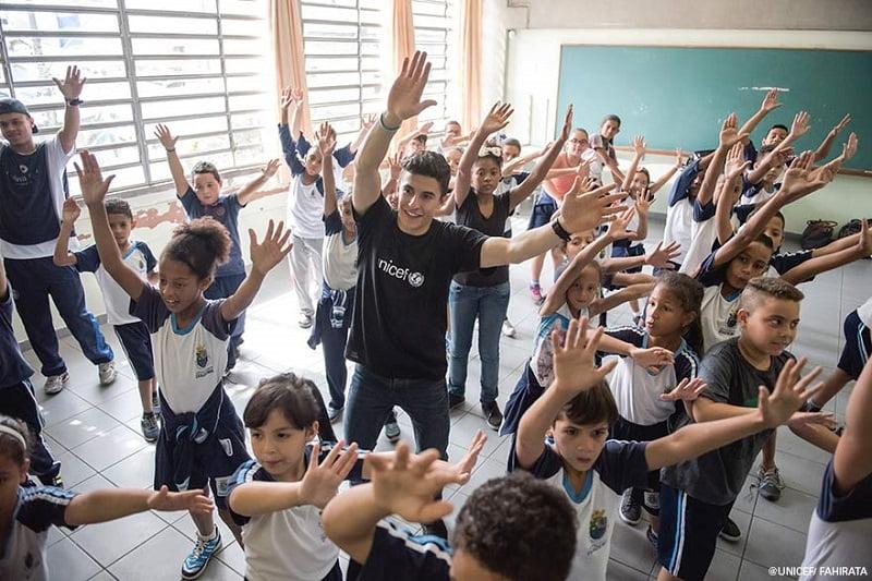 MOTO GP 2018 GRAND PRIX DES AMERIQUES UNICEF_-11
