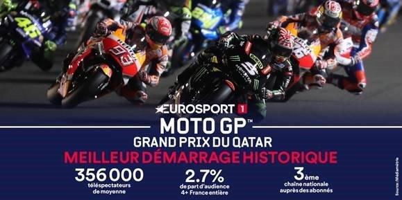 [NEWS] CANAL+ s'offre les droits TV MOTOGP... Eurosport